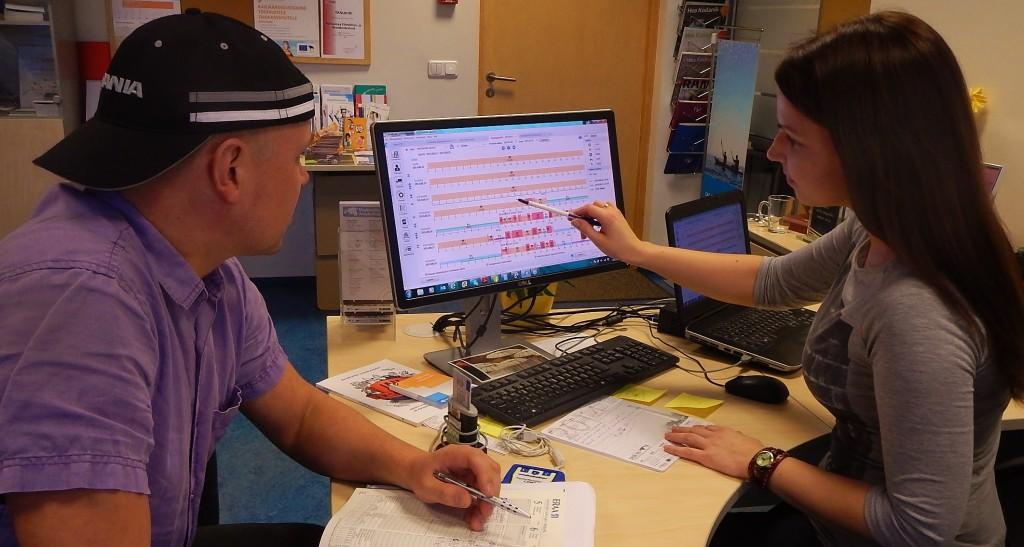 Töö- ja puhkeajaga pidev tegelemine paneb juhid huvi tundma
