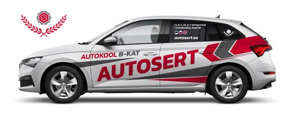Autosert Autokool Skoda Scala CNG